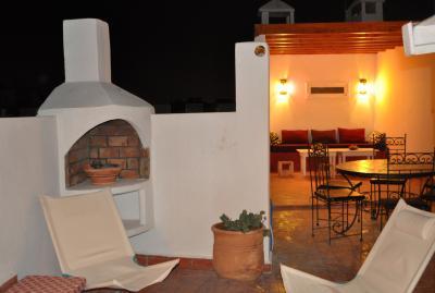 Terrasse Mietobjekt Haus 74105 Essaouira