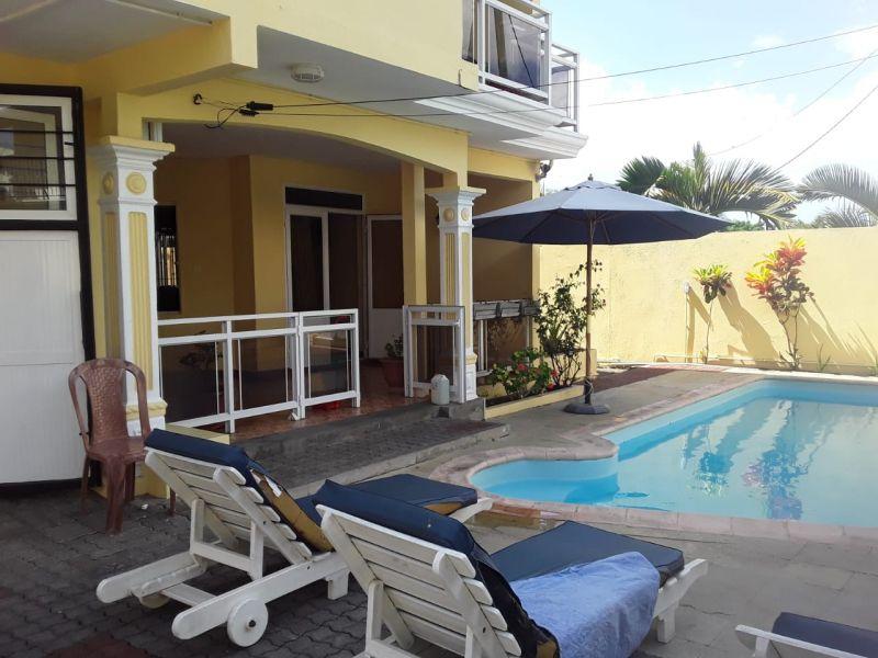 Ausblick aus der Ferienunterkunft Mietobjekt Villa 75584 Grand Baie
