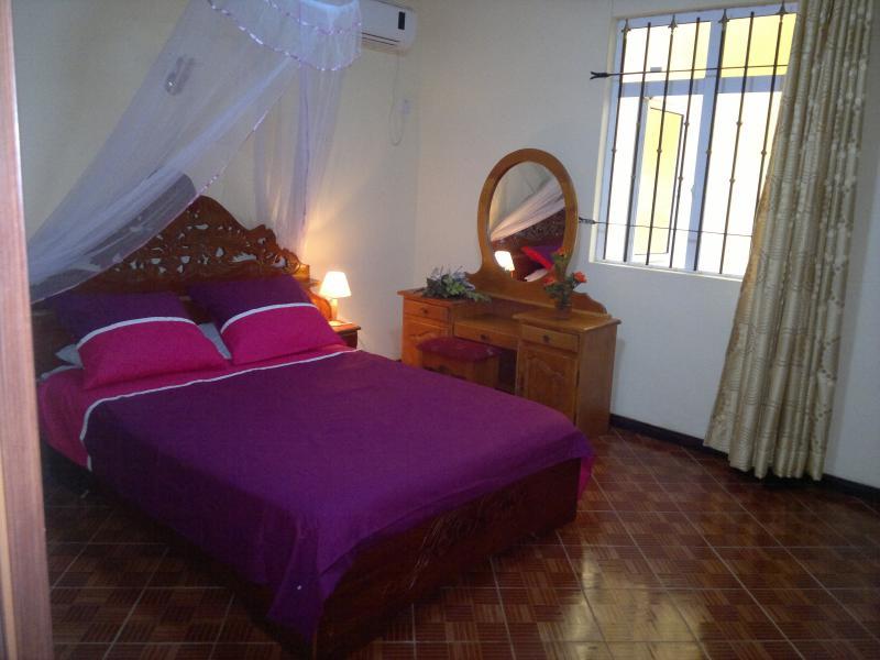 Schlafzimmer 1 Mietobjekt Villa 75584 Grand Baie