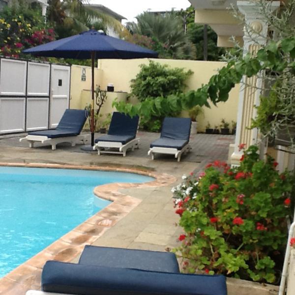 Schwimmbad Mietobjekt Villa 75584 Grand Baie