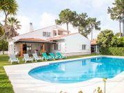 Ferienvilla in Costa de Caparica f�r 7 bis 9 Personen