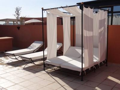 Terrasse 1 Mietobjekt Appartement 86378 Marrakesch