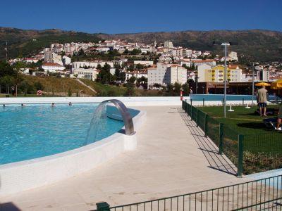 Schwimmbad Mietobjekt Appartement 86633 Covilhã
