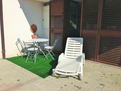 Eingang Mietobjekt Appartement 96981 Tropea