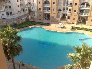 Schwimmbad Mietobjekt Appartement 98522 Mohammedia