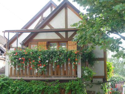 Mietobjekt Ferienunterkunft auf dem Land 105801 Kintzheim