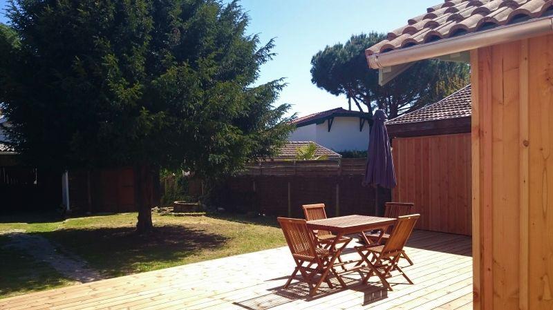Garten Mietobjekt Ferienunterkunft auf dem Land 108872 Andernos les Bains