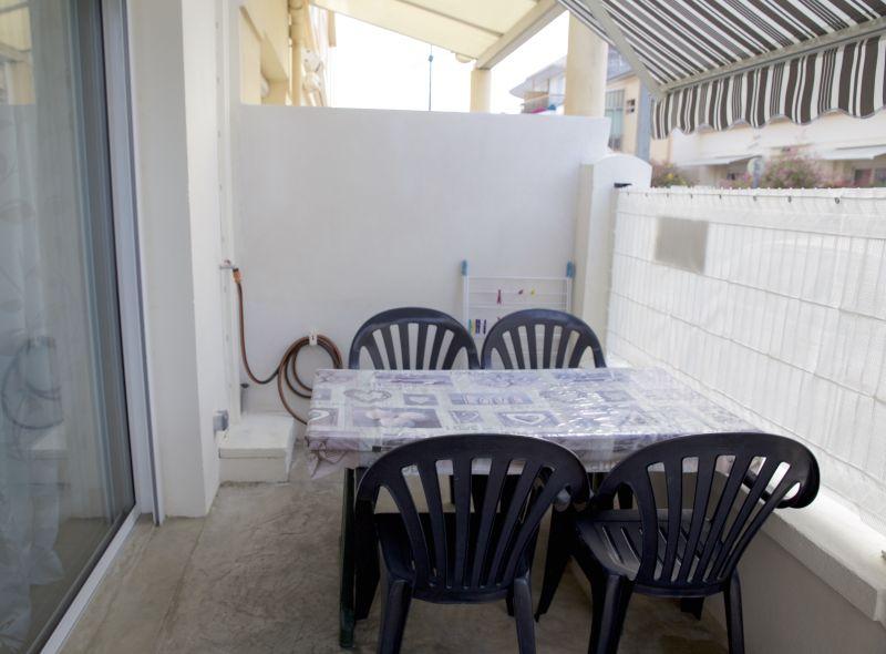 Terrasse Mietobjekt Appartement 110990 Le Grau du Roi