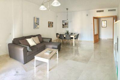 Wohnzimmer Mietobjekt Appartement 111259 Fuenguirola