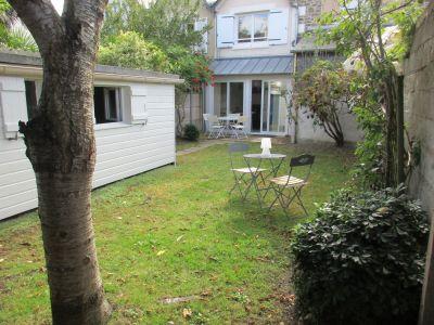 Garten Mietobjekt Haus 111622 Saint Malo