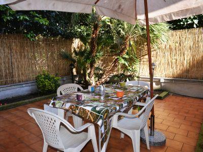 Garten Mietobjekt Appartement 112414 Rom