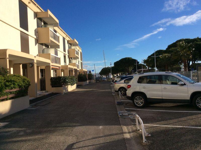 Parkplatz Mietobjekt Studio 112800 Port Camargue