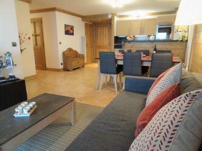 Mietobjekt Appartement 117035 Les Arcs