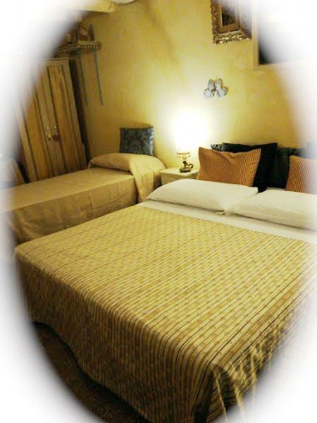 Schlafzimmer Mietobjekt Appartement 117432 Florenz