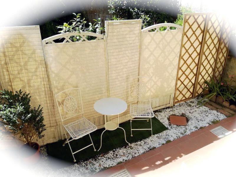 Garten Mietobjekt Appartement 117432 Florenz