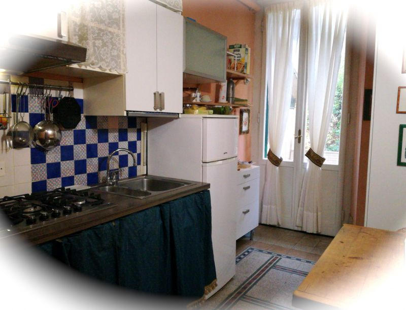 separate Küche Mietobjekt Appartement 117432 Florenz