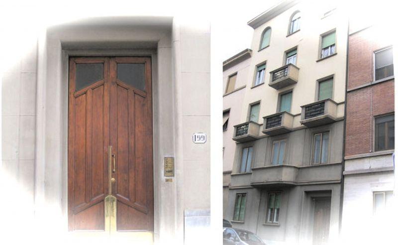 Ansicht des Objektes Mietobjekt Appartement 117432 Florenz