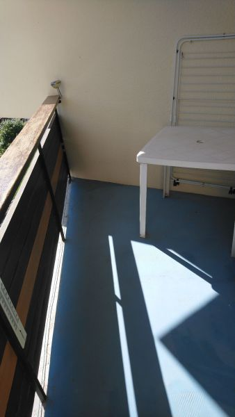 Ausblick vom Balkon Mietobjekt Studio 65005 Orcières Merlette