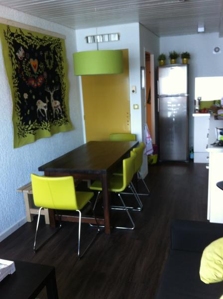 Kochnische Mietobjekt Appartement 73736 Tignes