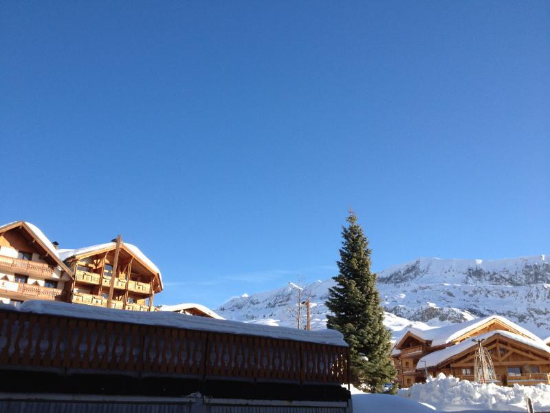 Ausblick aus der Ferienunterkunft Mietobjekt Appartement 74134 Alpe d'Huez