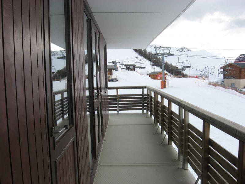 Balkon Mietobjekt Appartement 77055 La Plagne