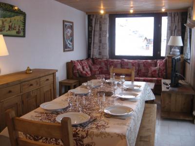 Esszimmer Mietobjekt Appartement 77055 La Plagne