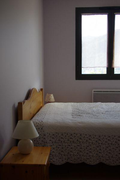 Schlafzimmer Mietobjekt Ferienunterkunft auf dem Land 81230 Orcières Merlette