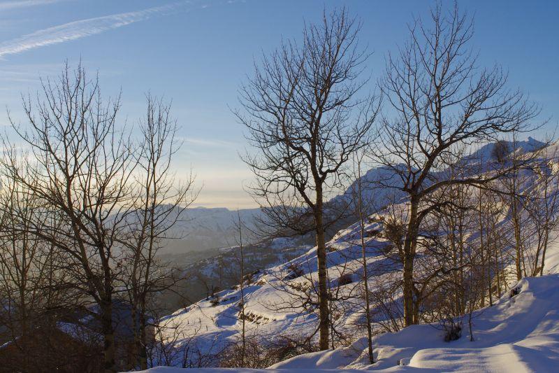 Ausblick aus der Ferienunterkunft Mietobjekt Ferienunterkunft auf dem Land 81230 Orcières Merlette