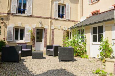 Mietobjekt Villa 82116 Cabourg