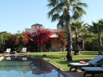 Mietobjekt Villa 82750 Marrakesch