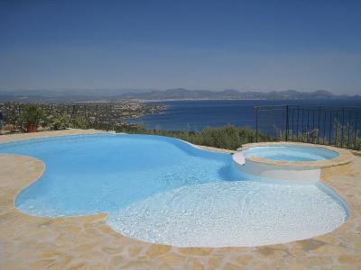Schwimmbad Mietobjekt Villa 90962 Les Issambres