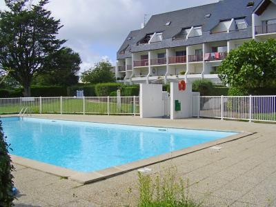 Schwimmbad Mietobjekt Appartement 92008 Quiberon