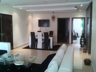 Wohnzimmer Mietobjekt Appartement 92479 Agadir