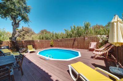 Schwimmbad Mietobjekt Haus 98350 Albufeira