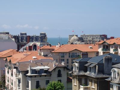 Balkon 2 Mietobjekt Appartement 102292 Biarritz