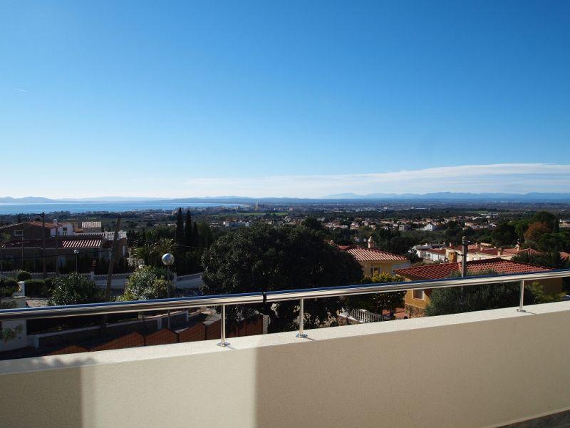 Balkon Mietobjekt Villa 102783 Rosas