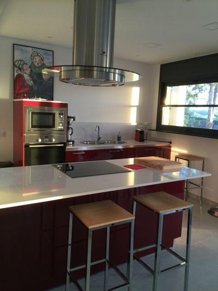 offene Küche Mietobjekt Villa 102783 Rosas