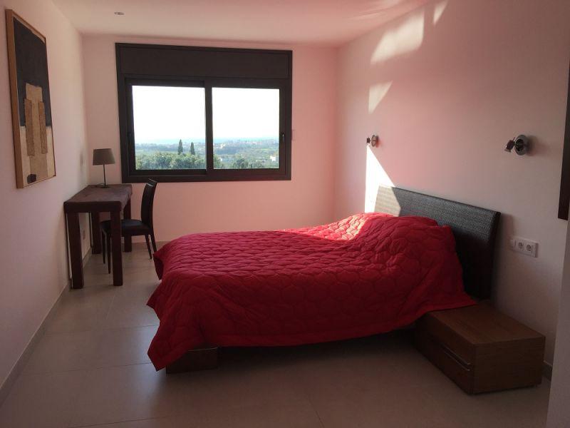 Schlafzimmer 2 Mietobjekt Villa 102783 Rosas