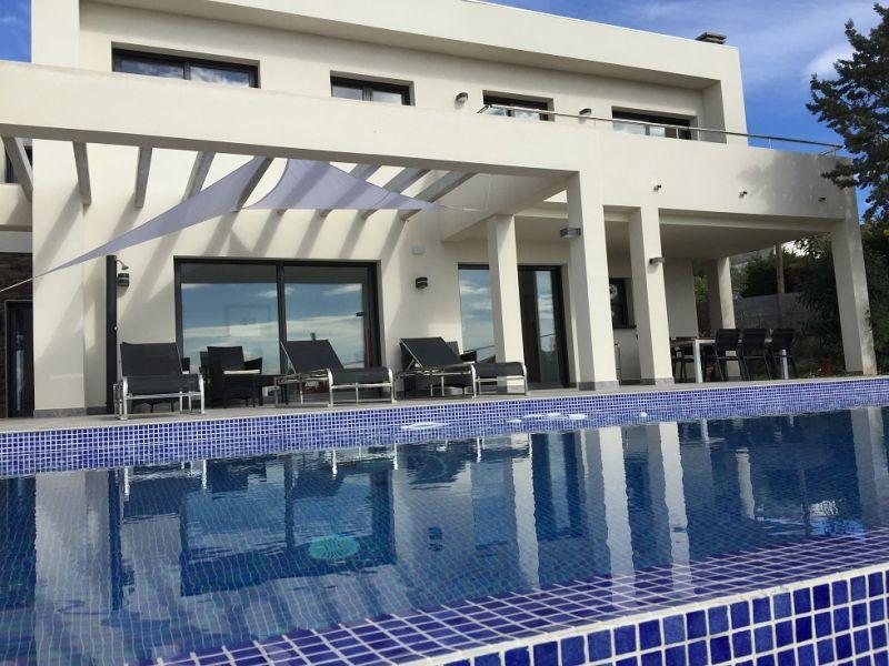 Schwimmbad Mietobjekt Villa 102783 Rosas