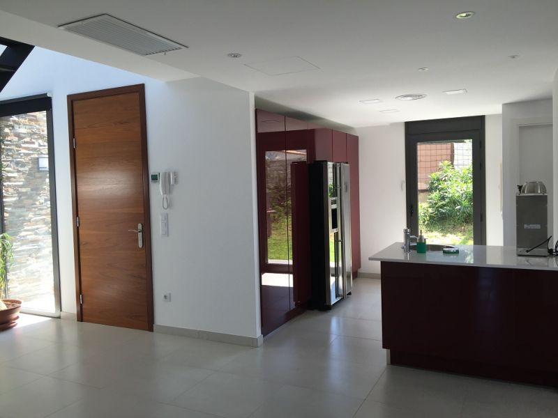 Eingang Mietobjekt Villa 102783 Rosas