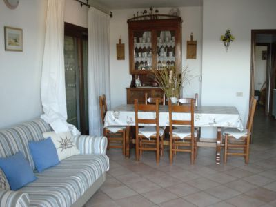 Schlafzimmer 1 Mietobjekt Appartement 104491 Santa Teresa di Gallura
