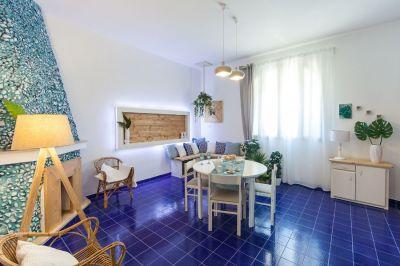 Ausblick aus der Ferienunterkunft Mietobjekt Villa 110109 Ostuni