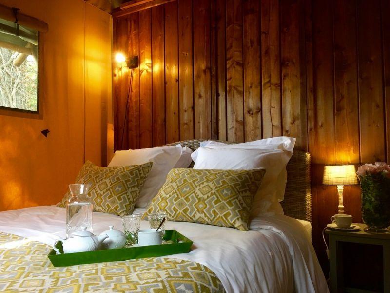 Schlafzimmer Mietobjekt Außergewöhnliche Unterkunft 112458 La Rochelle