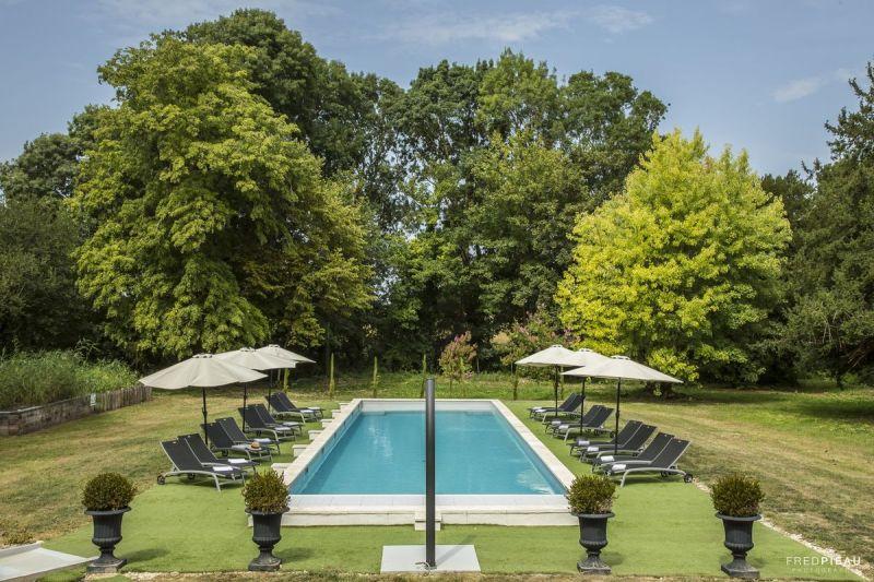 Schwimmbad Mietobjekt Außergewöhnliche Unterkunft 112458 La Rochelle