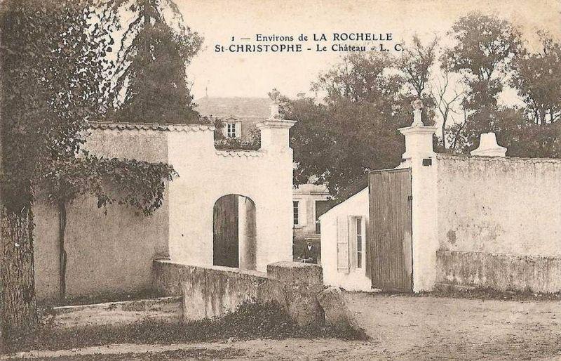 Eingang Mietobjekt Außergewöhnliche Unterkunft 112458 La Rochelle