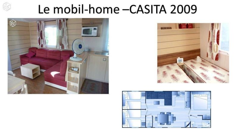 Mietobjekt Mobil-Home 113915 Royan