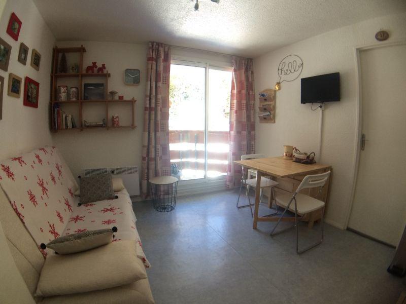 Wohnzimmer Mietobjekt Appartement 64766 Les Sept Laux