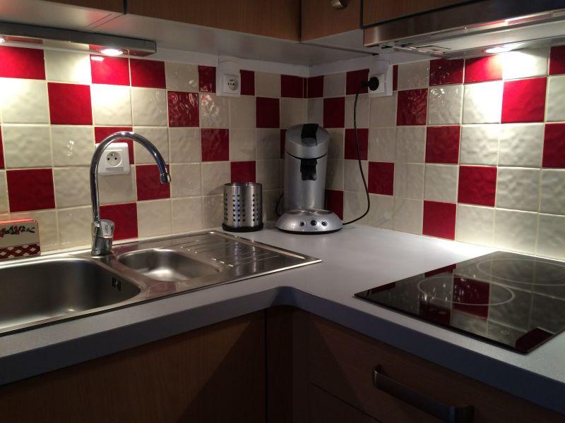 Kochnische Mietobjekt Appartement 64766 Les Sept Laux