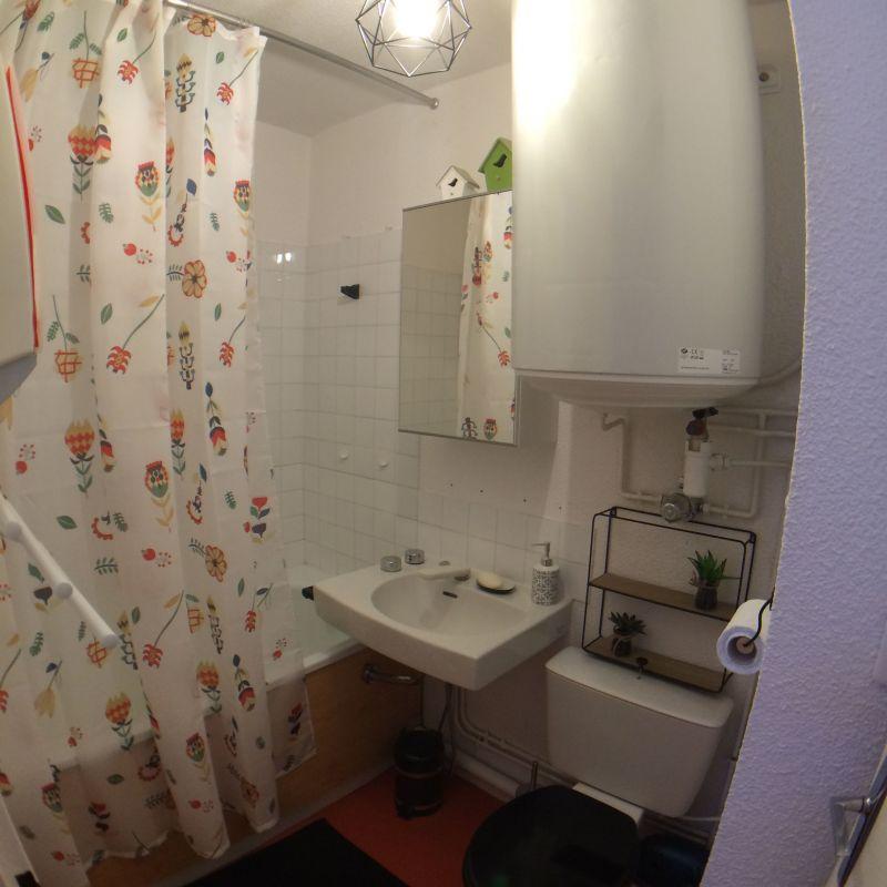 Badezimmer Mietobjekt Appartement 64766 Les Sept Laux