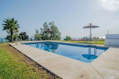 Schwimmbad Mietobjekt Appartement 74670 Rinc�n de la Victoria